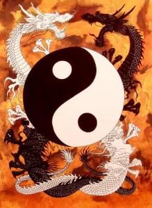 Yin y Yang.